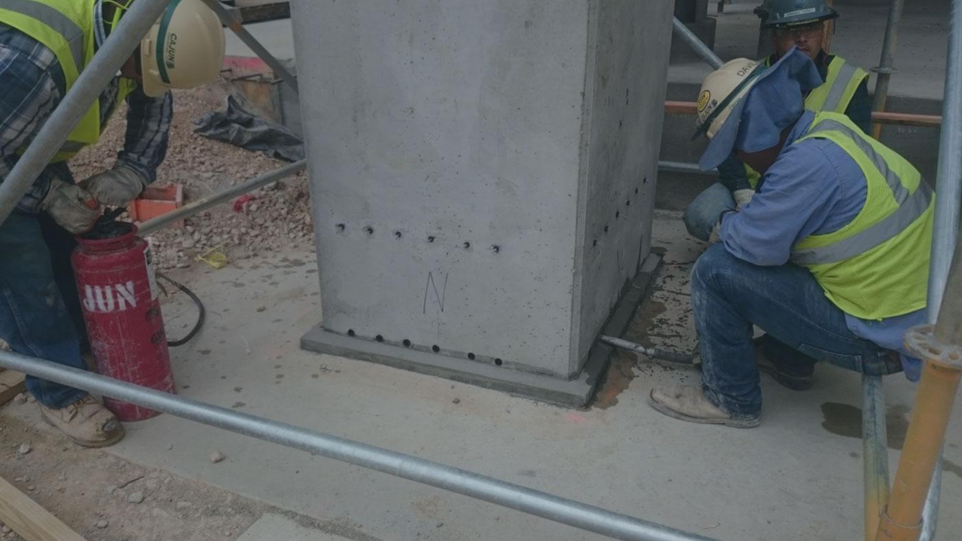Project Spotlight: Precast Pipe Rack - Locke Solutions